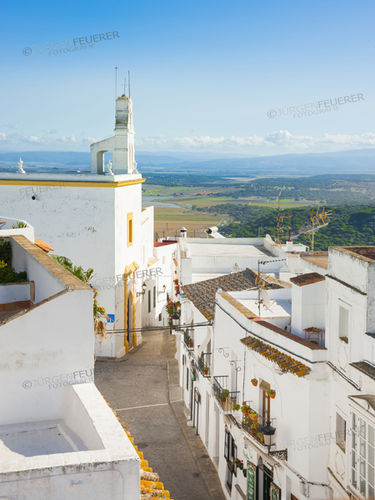 View over Vejer