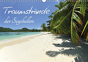 Calendar Dreamy Beaches of the Seychelles 2020