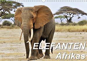 Calendar Elephants across Africa 2020