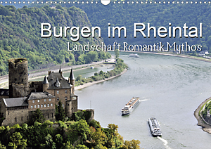 Calendar Rhine Valley and Castles 2020