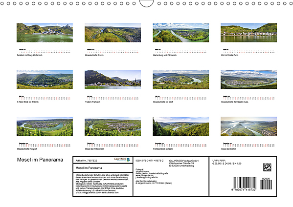 Innerview Mosel in panorama view 2020