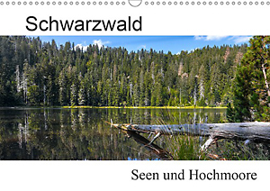 Calendar Black Forest lakes and raised bogs 2021