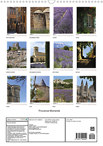 Innerview Calendar Provence Moments 2021