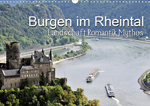 Calendar Rhine Valley and Castles 2021