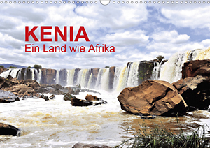 Calendar Kenya - a country like Africa 2021